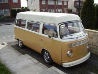 VW TYPE 2 (CAMPER/VAN/PICK-UP) - 1972 MODEL YEAR Wiring Diagram Vw Type on