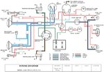 classic car wiring diagrams colour wiring diagrams to. Black Bedroom Furniture Sets. Home Design Ideas